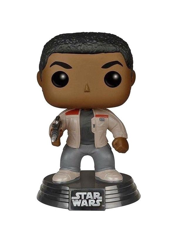 Star Wars Episode VII POP! Vinyl Bobble-Head Finn 10 cm