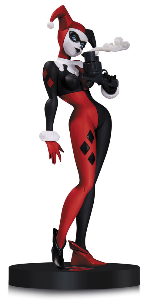 DC Comics Designer Statue Harley Quinn by Bruce Timm 26 cm