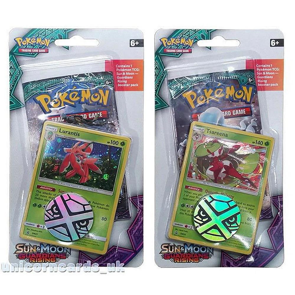 Pokémon Sun&Moon 2 Guardians Rising Checklane Blister (EN)