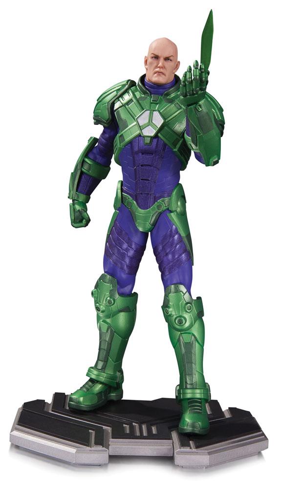 DC Comics Icons Statue Lex Luthor 26 cm