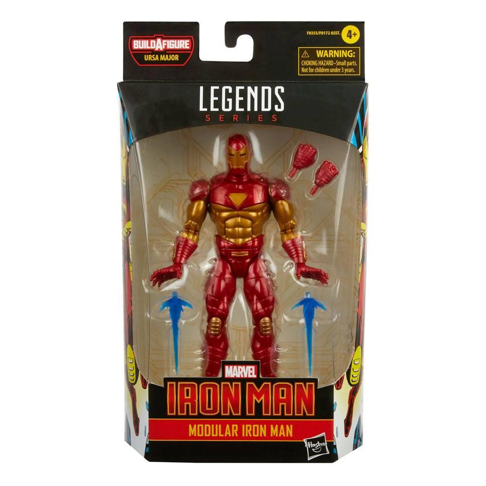 Marvel Legends Series Modular Iron Man Action Figure 15 cm