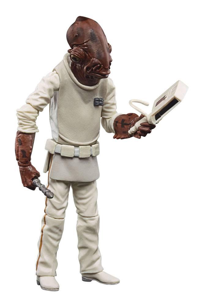 Star Wars Vintage Collection Admiral Ackbar(Episode VI) Action Figure 10 cm