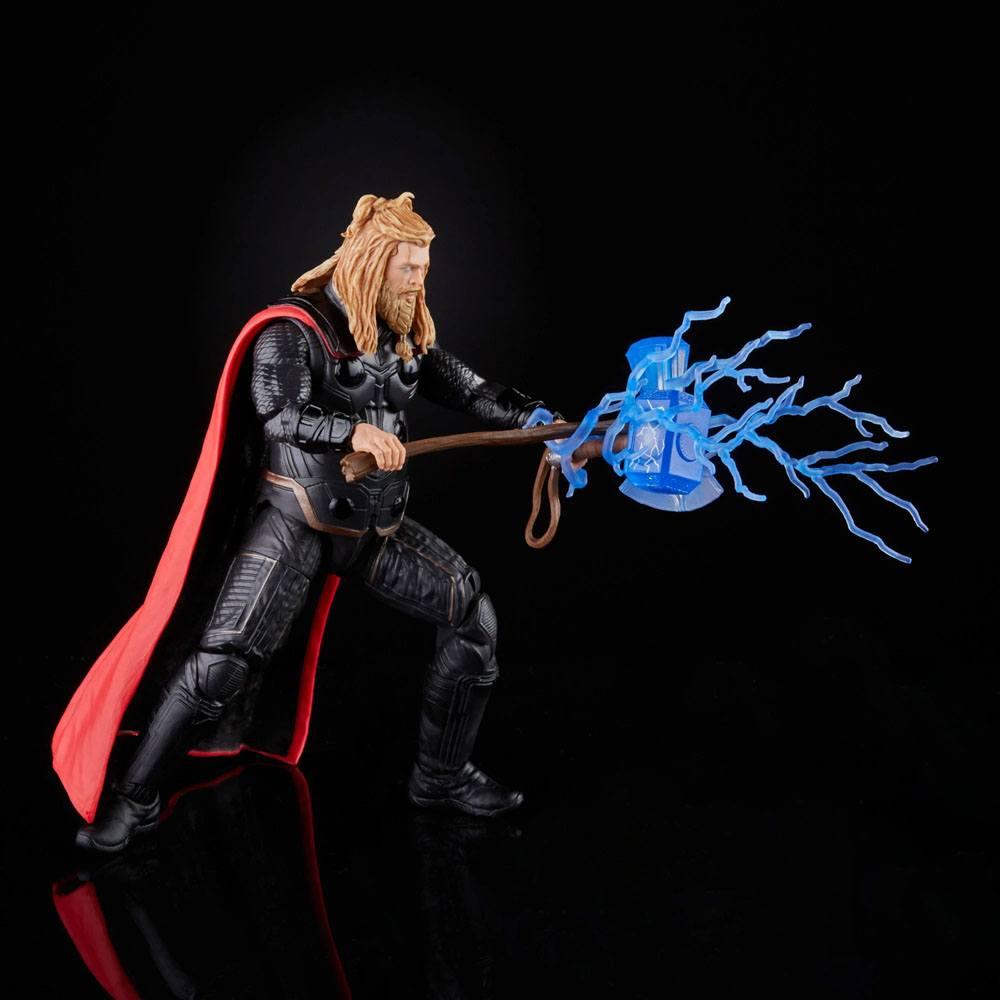 The Infinity Saga Marvel Legends Series Thor (Endgame) Action Figure 15 cm