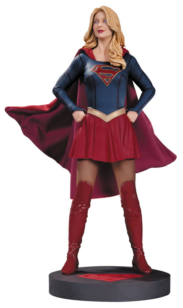 DC TV Statue Supergirl 33 cm