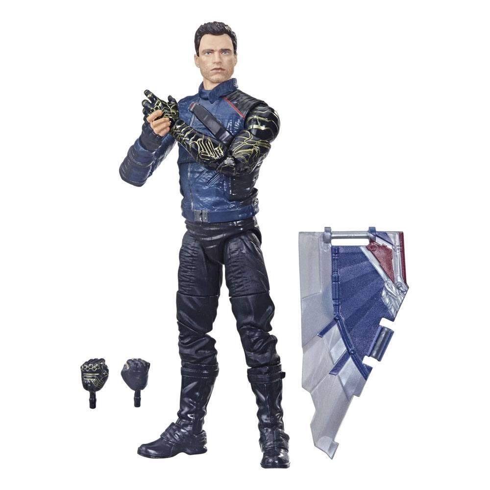 Avengers Marvel Legends Series Winter Soldier Action Figure 15 cm