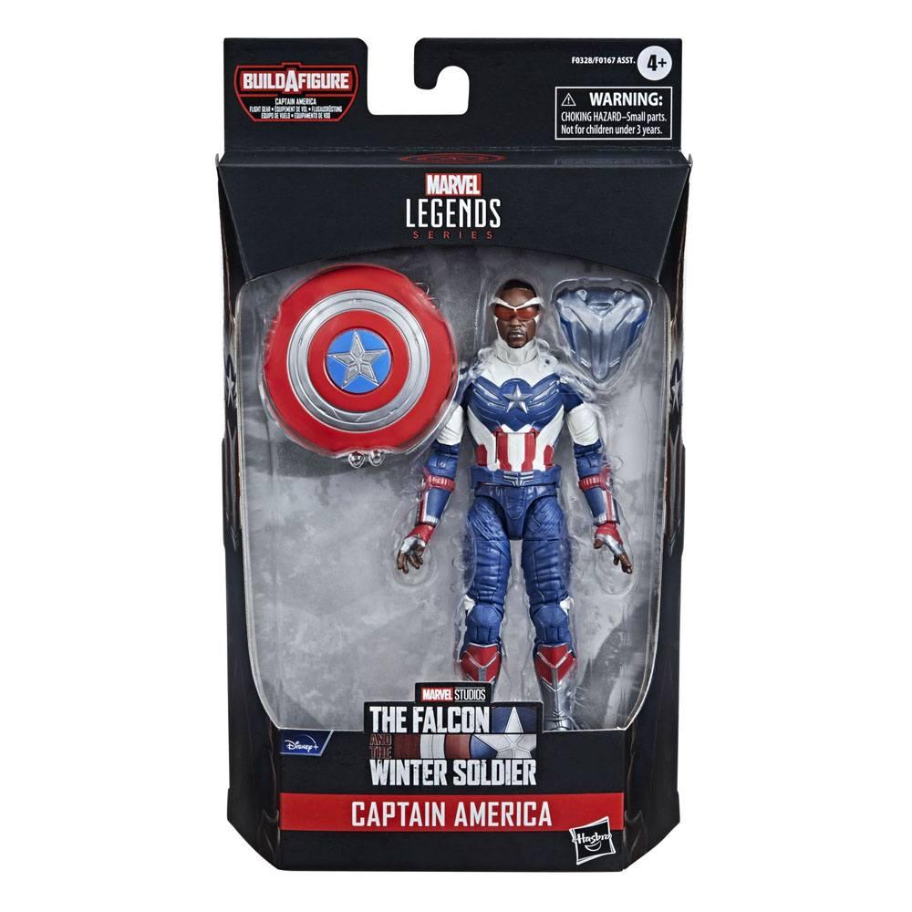 Avengers Marvel Legends Series Captain America Action Figure 15 cm