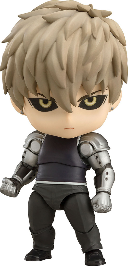 One Punch Man Nendoroid PVC Action Figure Genos 10 cm