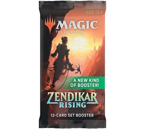 Magic the Gathering: Zendikar Rising Set Booster (English)