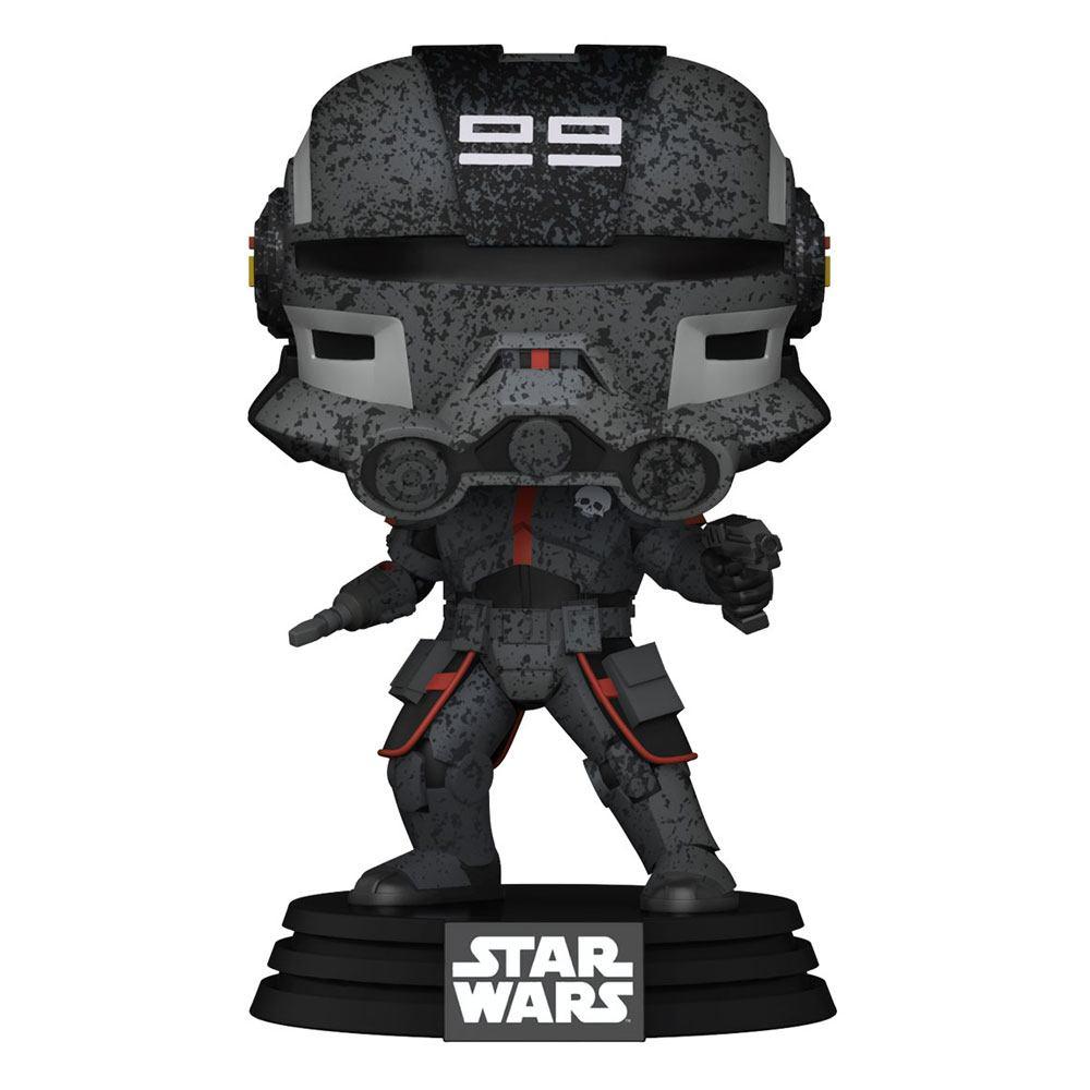Star Wars: The Bad Batch POP! TV Vinyl Figure Echo 9 cm