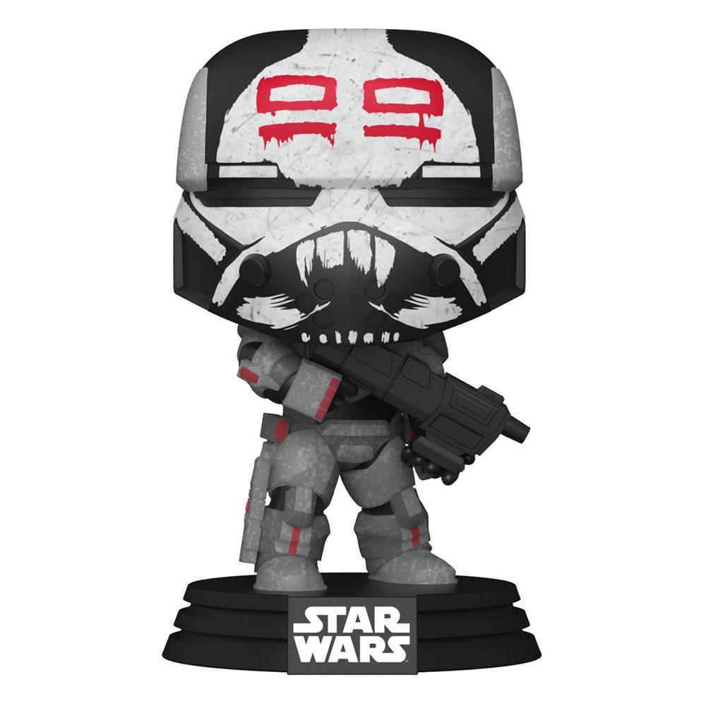 Star Wars: The Bad Batch POP! TV Vinyl Figure Wrecker 9 cm