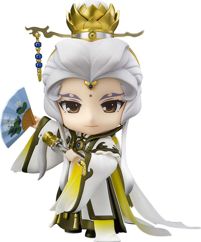 Pili Xia Ying Nendoroid Action Fig. Su Huan-Jen Unite Against the Darkness