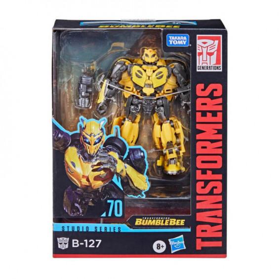 Action Figure Transformers Bumblebee B-127 Studio Series Deluxe Class 13 cm