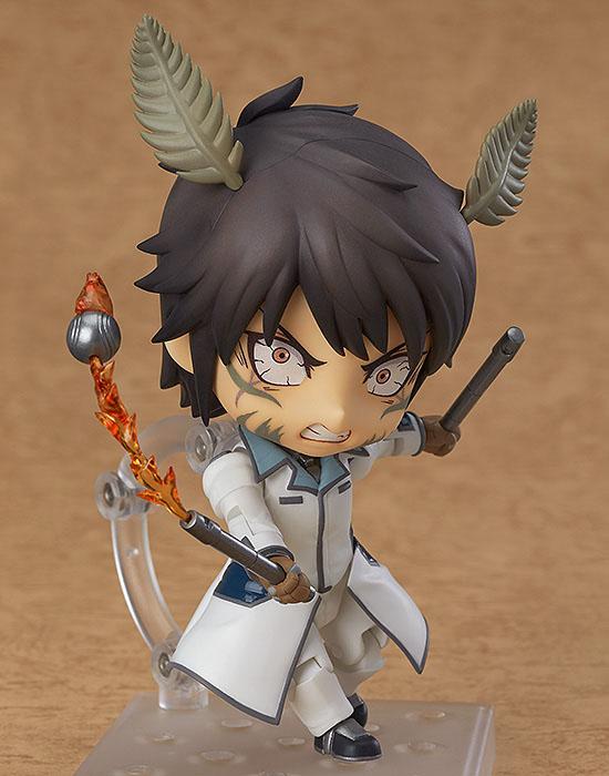 Terra Formars Nendoroid PVC Action Figure Akari Hizamaru 10 cm
