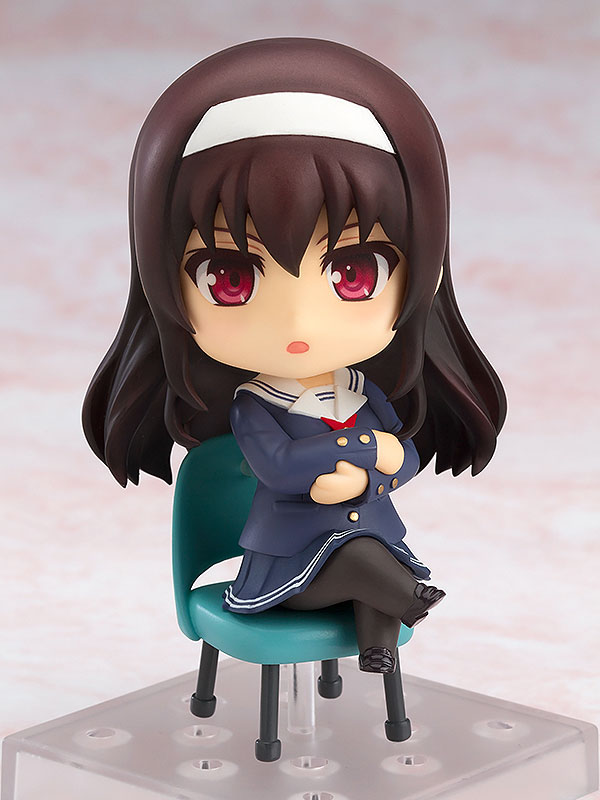 Saekano How to Raise a Boring Girlfriend Nendoroid Utaha Kasumigaoka 10 cm