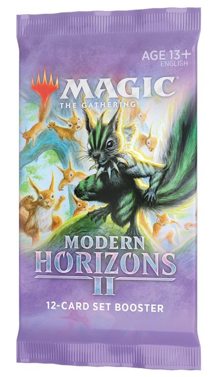Magic the Gathering MTG Modern Horizons 2 Set Booster English