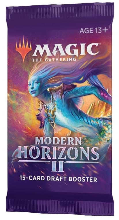 Magic the Gathering MTG Modern Horizons 2 Draft Booster English
