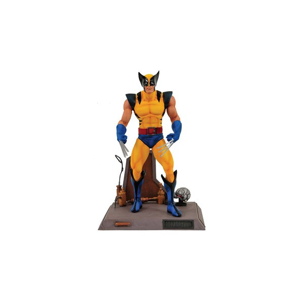 Action Figure Marvel Select  Wolverine Collectors Edition 18 cm