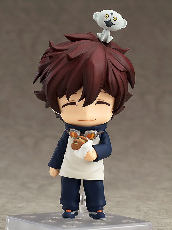 Blood Blockade Battlefront & Beyond Nendoroid Leonardo Watch 10 cm