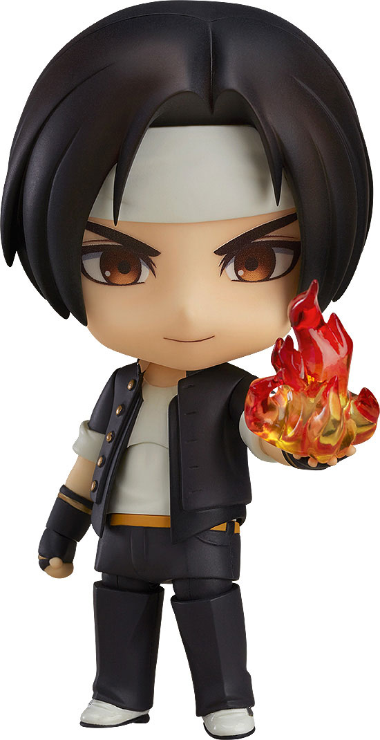 The King of Fighters XIV Nendoroid Kyo Kusanagi Classic Ver. 10 cm
