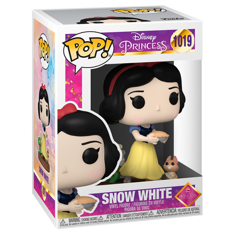 Funko POP! Ultimate Princess - Snow White 9 cm