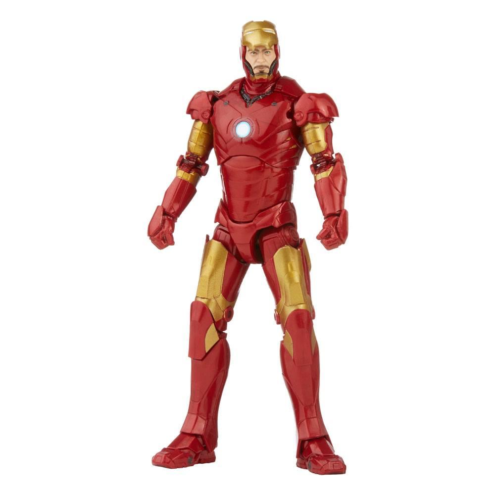Marvel Legends Series Action Figure 2021 Iron Man Mark III (Iron Man) 15 cm