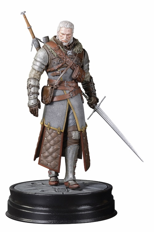 The Witcher 3 - Wild Hunt: Geralt Grandmaster Ursine Figure 25 cm