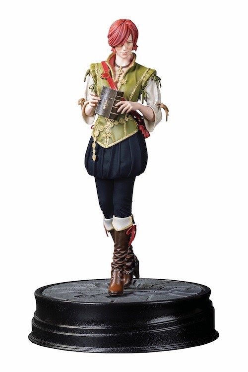 The Witcher 3 - Wild Hunt: Shani Figure 25 cm