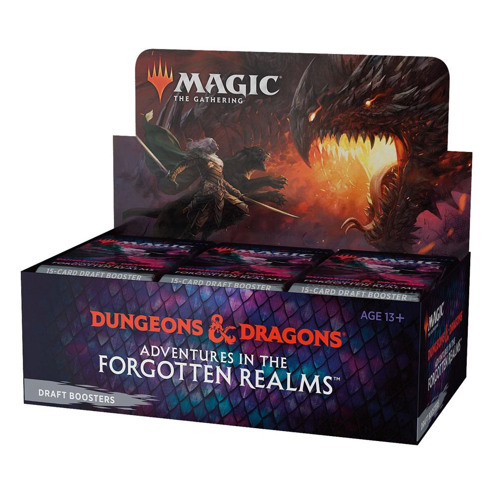 Magic the Gathering: Adventures in the Forgotten Realms Draft Booster EN