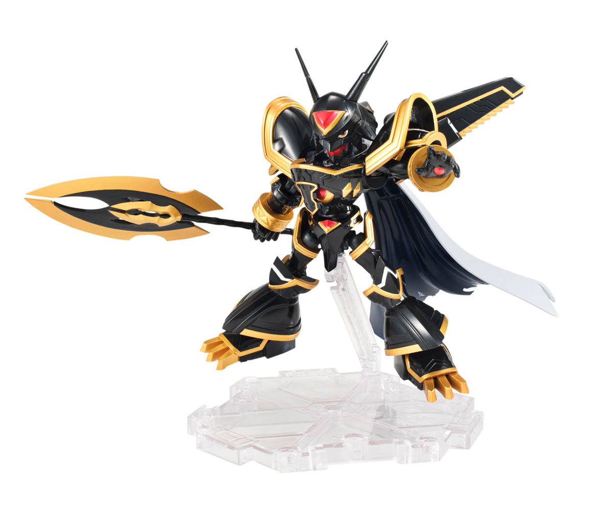 Digimon Adventure NXEDGE STYLE Action Figure Alphamon 10 cm