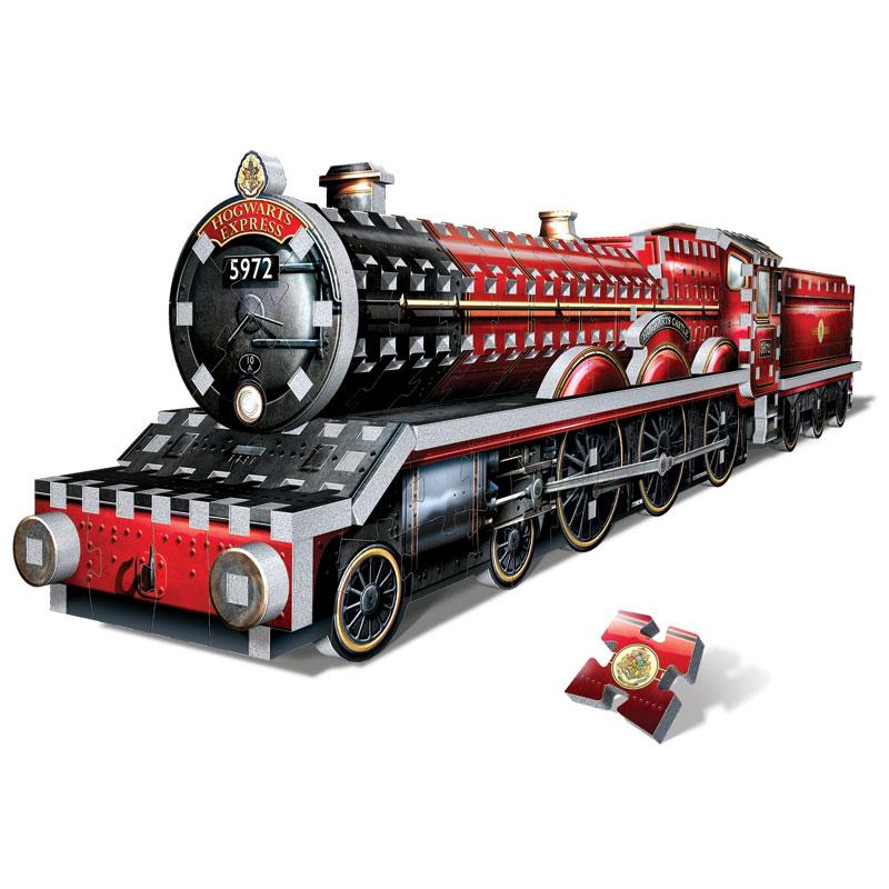 Harry Potter 3D Puzzle Hogwarts Express 460 peças