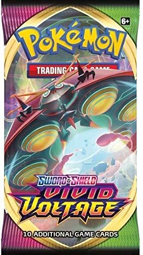 Pokémon: Sword & Shield 4 Vivid Voltage - Booster (English)