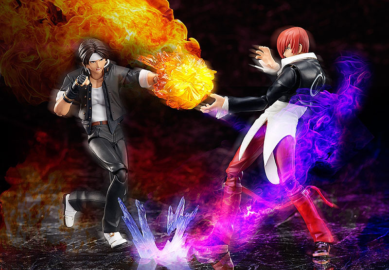 The King of Fighters '98 Ultimate Match Figma Action Figure Kyo Kusanagi