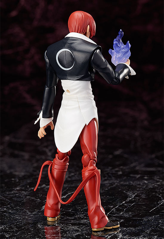 The King of Fighters '98 Ultimate Match Figma Action Figure Iori Yagami