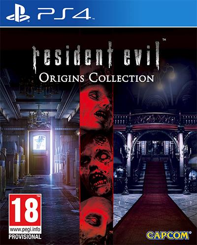 Resident Evil Origins Collection PS4 (Novo)