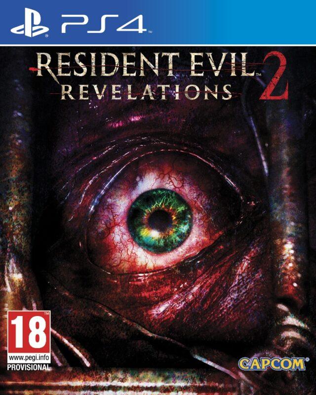 Resident Evil Revelations 2 Box Set PS4 (Novo)