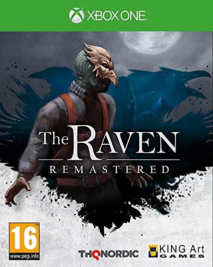 The Raven Remastered Xbox One (Novo)