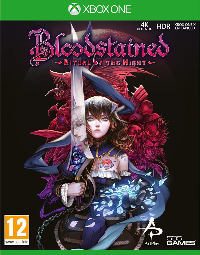 Bloodstained: Ritual of the Night Xbox One (Novo)
