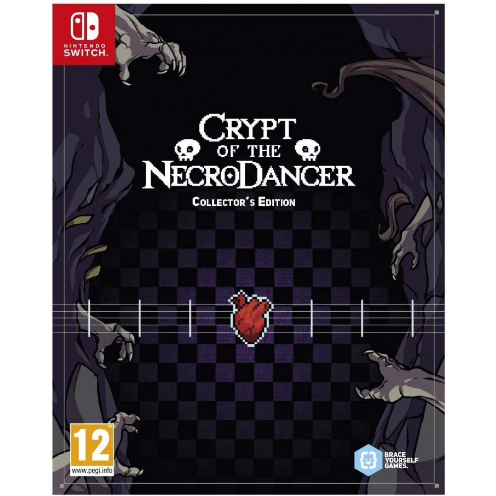 Crypt of The Necrodancer Collector's Edition Nintendo Switch (Novo)
