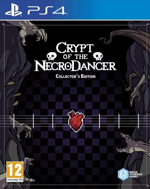 Crypt of the NecroDancer Collector's Edition PS4 (Novo)