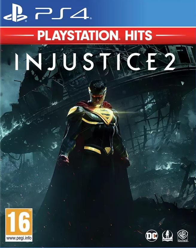 Injustice 2 PS4 (Novo)