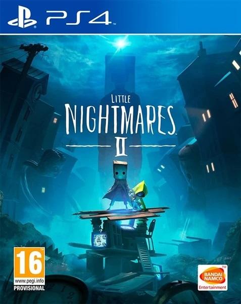 Little Nightmares II PS4 (Novo)