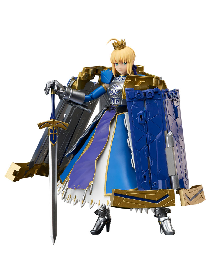 Fate/Grand Order Action Fig.Saber Arturia Pendragon & Variable Excalibur