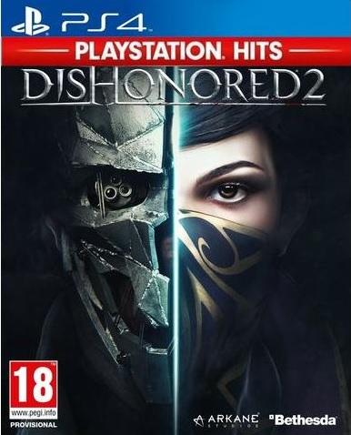 Dishonored 2 PS4 (Novo)