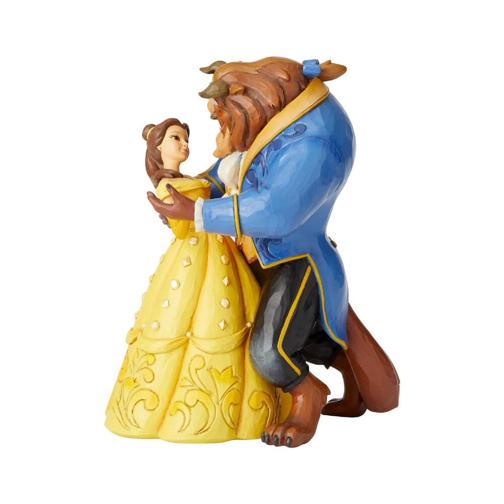 Disney Showcase Collection Disney Traditions Belle and Beast Dancing 23 cm