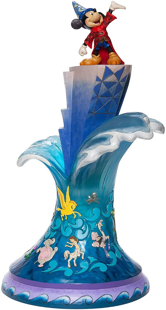 Disney Showcase Collection Traditions Sorcerer Mickey Masterpiece 47 cm