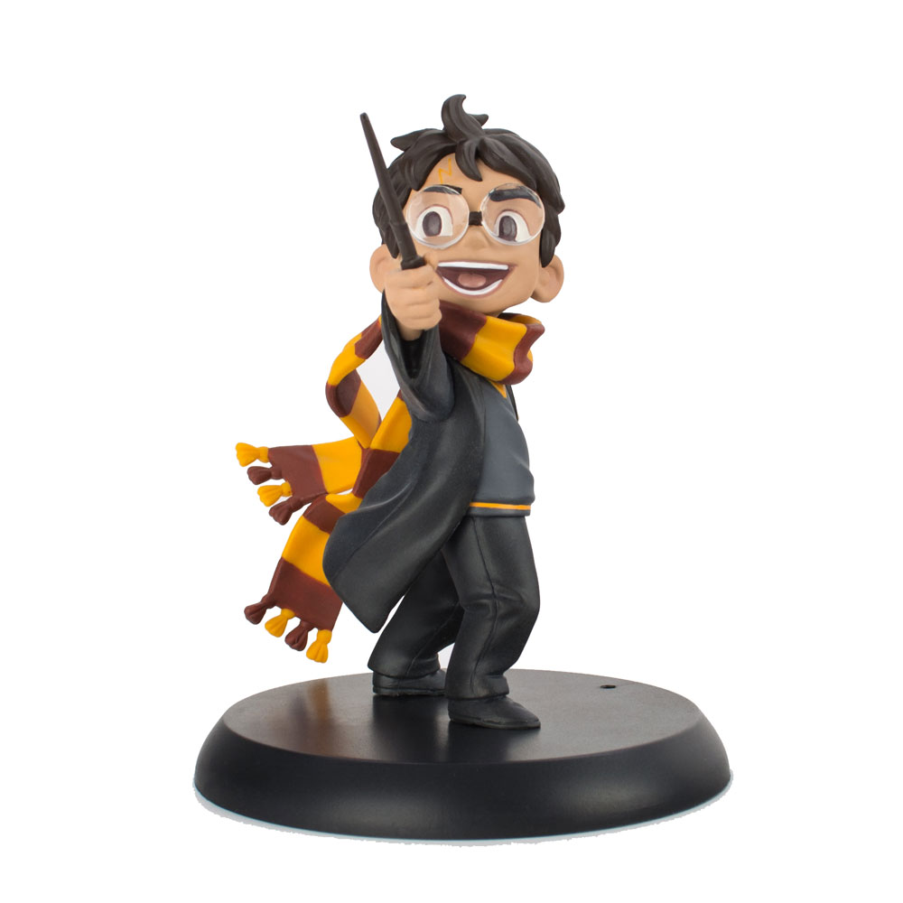 Harry Potter Q-Fig Figure Harry's First Spell 10 cm