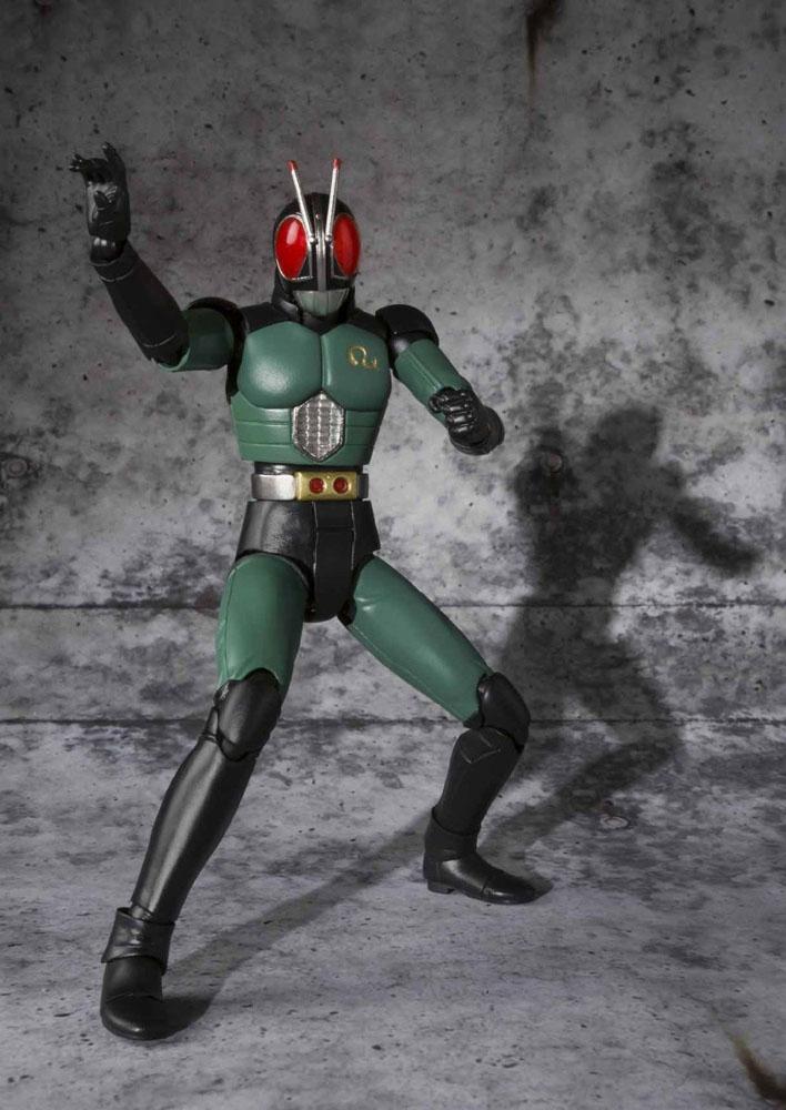 Kamen Rider Black RX S.H. Figuarts Action Figure Mask Rider Black RX1 14 cm