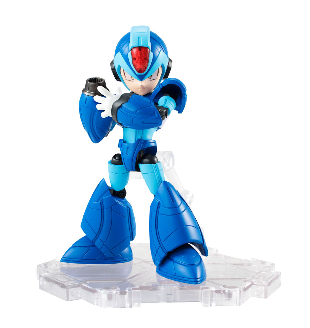 Mega Man X NXEDGE STYLE Action Figure Rockman X 10 cm