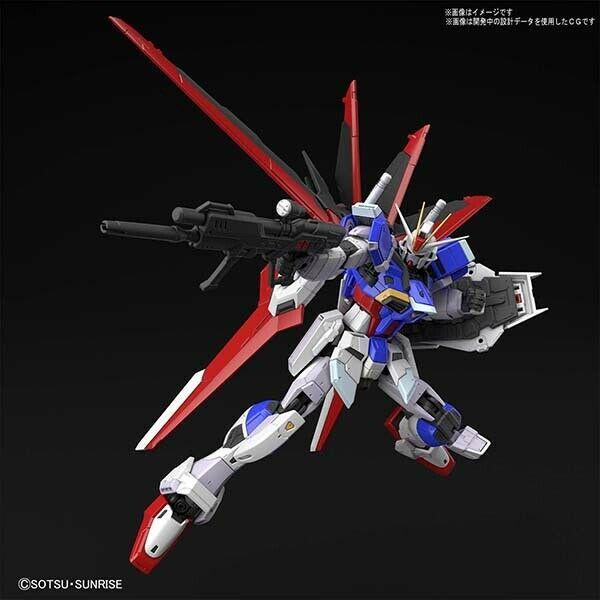 Gundam Seed Destiny: Real Grade - Force Impulse Gundam 1:144 Model Kit