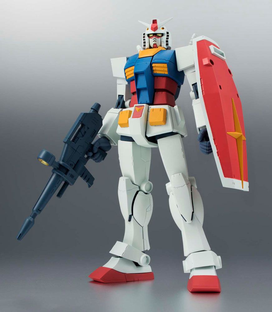 Mobile Suit Gundam Robot Spirits A.Figure Side MS RX-78-2 Gundam Ver. ANIME